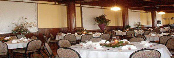 Event Rentals: Consider Fairfax Hall when making arrangements for receptions, anniversaries, banquets, meetings, fund-raisers and parties.